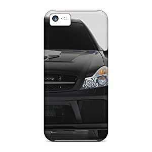High Quality Wade-cases Brabus Skin Case Cover Specially Designed For Iphone - 5c