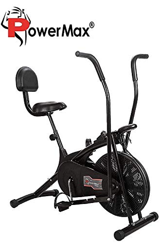 Powermax Fitness BU-205 Exercise Cycle for Weight Loss at Home  ...