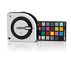 X-Rite i1Studio Photography (EOSTUDIO) Color Calibration Target, Spectrophotometer & Software Set - Camera, Scanner, Projector, Monitor and Printer Calibration for Photography (EOSTUDIO)