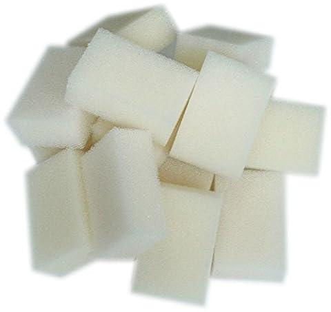 LTWHOME Foam Filter Pads Fit for Aqua Clear 70 / 300 AquaClear 70-Gallon (Pack of 50)