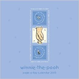 Descargar Torrent De Winnie-the-pooh Page-a-day Calendar 2005 Epub Gratis Sin Registro