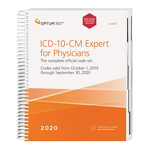 ICD-10-CM 2020 Expert for Physicians: Includes