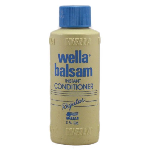 Conditioner Balsam Hair (Wella Balsam Instant Conditioner, Regular 2 Oz)