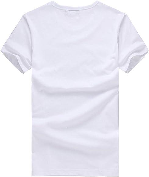 Overdose Camisas Hombre Slim Fit Estampadas Calavera Marca Tallas Grandes De Vestir Camiseta Deportiva De Fitness Color SóLido Simple Clasico De Talla Grande: Amazon.es: Ropa y accesorios