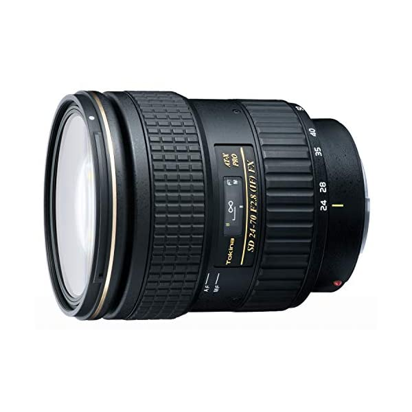 RetinaPix Tokina at-X Pro FX at-X 24-70 F2.8 PRO FX Zoom Lens for Canon