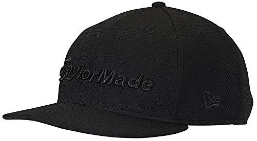 TaylorMade Golf 2017 performance new era 9fifty hat black ()