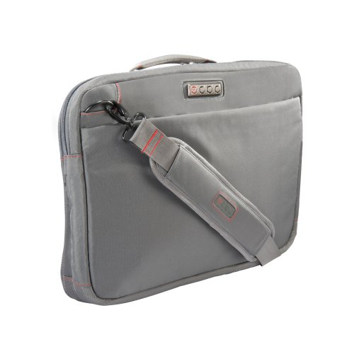 ECBC Spear Tote for 17-Inch Laptop, Grey by ECBC