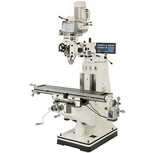 SHOP-FOX-M1004-9-Inch-by-49-Inch-Vertical-Mill-with-Digital-Readout