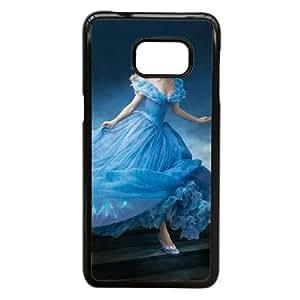 Samsung Galaxy S6 Edge Plus Phone Case Black Cinderella VLN1119089