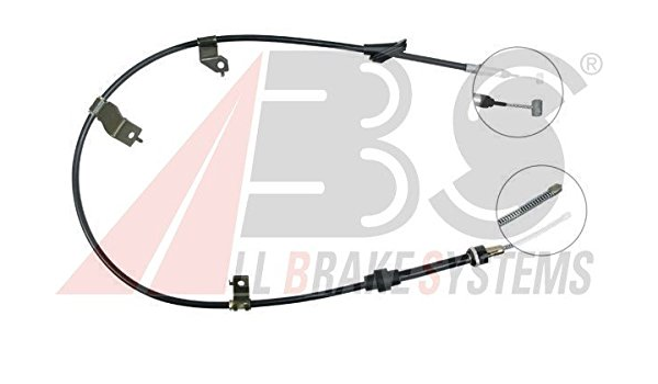 ABS K13872 Park Brake Cable