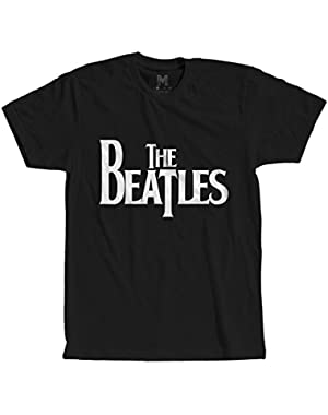 The Beatles - Cool Modern T-Shirt - Tees with Vinyl