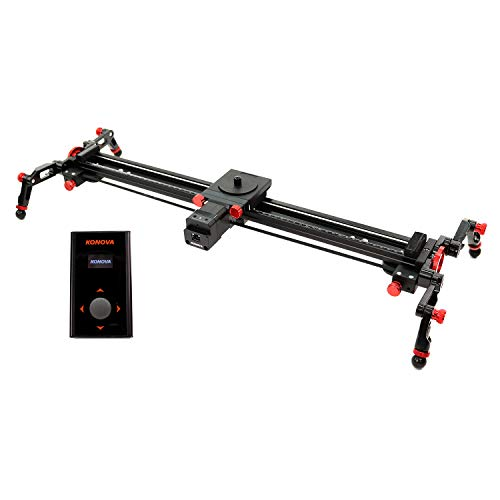 "KONOVA Motorized Slider S2 with K2 100cm(39.4"") Slider for Timelapse Live Motion"