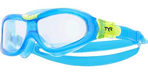 TYR Orion Swim Mask Kids' Fit, -