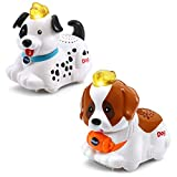 VTech Go! Go! Smart Animals - Dalmatian and Saint Bernard 2-pack Multicolor