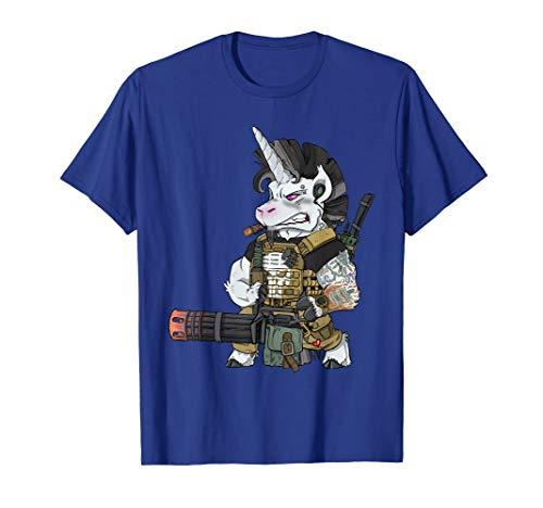 Tactical Airsoft Milsim Guns Military Unicorn Patriot Shirt (Best Milsim Airsoft Guns)