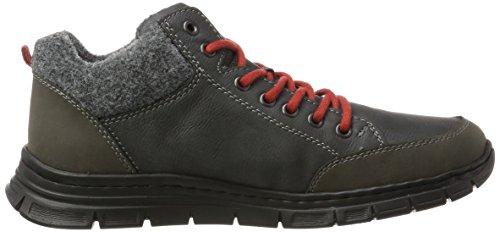Hautes Nicht Rieker Homme Graphit Sneakers Granit Gris Angegeben Rauch qgHHxtSd