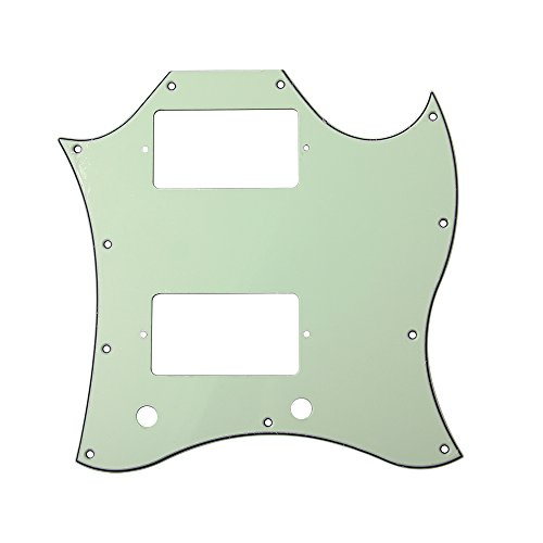 3-ply Pickguard for Gibson SG Standard Guitar - 9