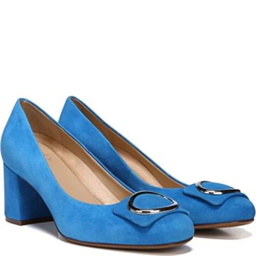 Naturalizer Women's Wright Dress Pumps, Bauhaus Blue, 8 M