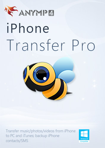 AnyMP4 iPhone Transfer Pro 1 Year – Transfer Data From iPhone to iPhone, iPad, iPod, PC and iTunnes [Download] by  ISHINE SOFTWARE CO., LIMITED