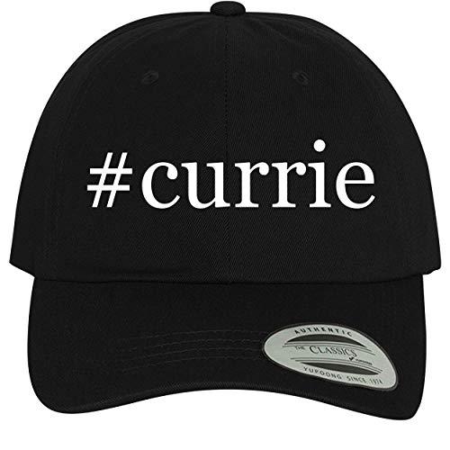 - BH Cool Designs #Currie - Comfortable Dad Hat Baseball Cap, Black