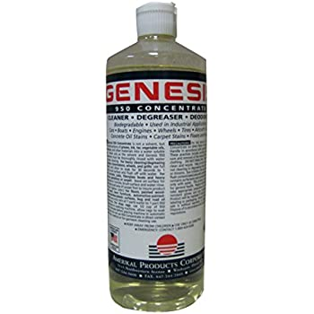 Amazon Com Genesis 950 Concentrate Carpet Cleaner Pet
