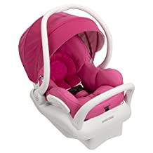 Maxi-Cosi Mico Max 30 Infant Car Seat White Collection, Pink Berry by Maxi-Cosi