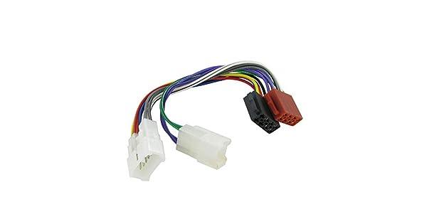 Toyota Corolla Iso Radio Audio Arnés //Adaptador //Conector de Cables 16 Pin