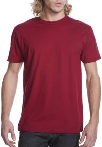 Next Level Mens Premium Fitted Short-Sleeve Crew T-Shirt - X-Large - Cardinal