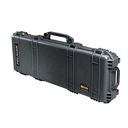 Pelican 1720 Rifle Case With Foam (Black)