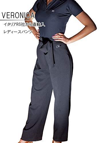 【2018年製 新品】 (アールエスアトリエ) RS Atelier 「Veronica」 B07JQBNNP5|女性用パンツ Atelier| Small 社交ダンス|レッスンウェア|ダンス|パンツ|女|女性|ストレッチ B07JQBNNP5 Small, 東海市:3b8cf710 --- a0267596.xsph.ru