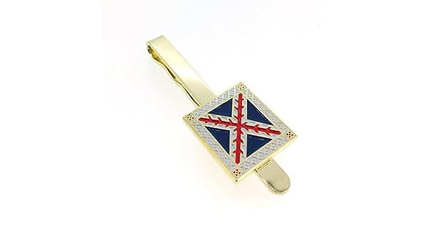 Pasador de Corbata Tercio de Infantería para el Alarde de ...