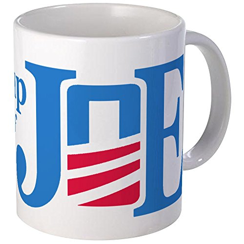 CafePress - Cup Of Joe Mug - Unique Coffee Mug, Coffee Cup