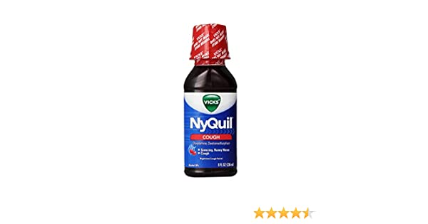 Amazon.com: Nyquil Cough Liquid 8z Dx Size 8z Nyquil Cough Liquid 8z: Health & Personal Care