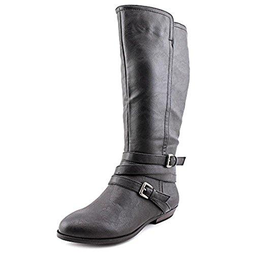 Madden Flicka Kvinna Edithhhh Ingenjör Boot, Svart Paris, 5. 5 M Oss