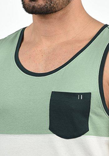 Nbsp; Hdn6w4ha Blend Tank Neo Pine 77023 Homme Green Top n8P0Owk