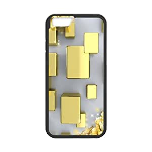 """CHSY CASE DIY Design Fashion Style Tyrant Gold Pattern Phone Case For iPhone 6 Plus (5.5"""")"""