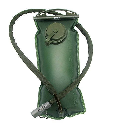 418DbgaXnsL. SS500  - SOONGO Military 2L Hydration Bladder FDA Approved TPU Water Reservoir Outdoor water backpack Hydropack