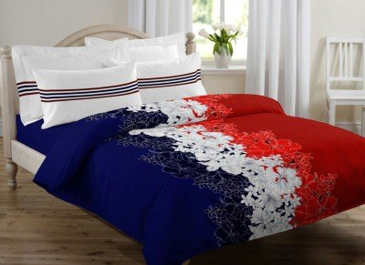 94a62d3523e Image Unavailable. Image not available for. Colour  Desirica Premium Cotton  Double Bed Sheet ...