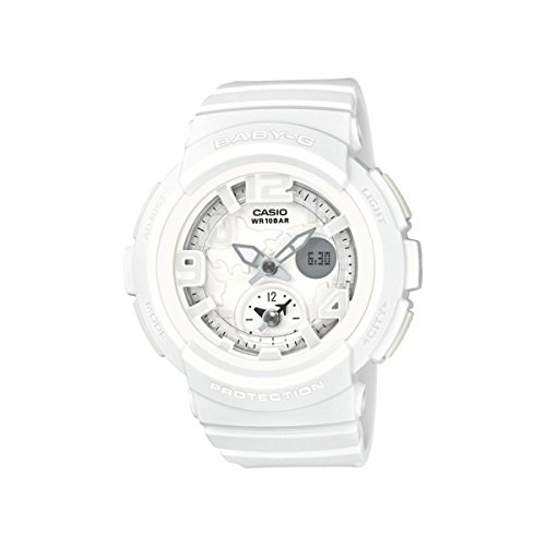 White BGA190BC 7B Casio Upcoming watch