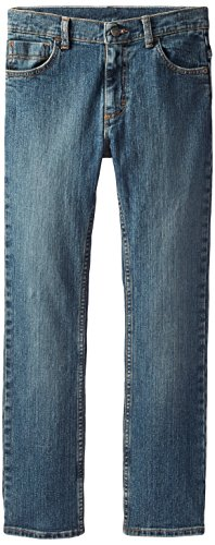 Wrangler Little Boys' Authentics Regular Straight Jeans,