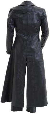 CosDaddy Cosplay Costume Albert Wesker Black Coat Jacket