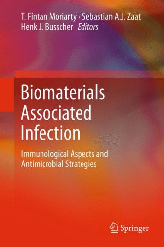 Biomaterials Associated Infection: Immunological Aspects and Antimicrobial Strategies