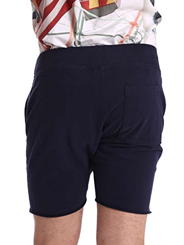 Converse 10005039 Shorts Uomo Blu Xl