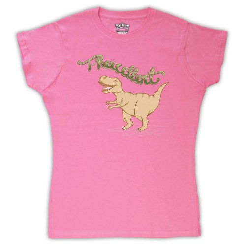 My Icon Art & Clothing -camiseta Mujer Rosa