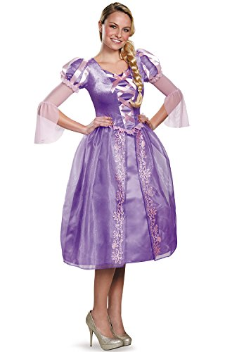 Rapunzel Tween Disney Princess Tangled Costume, Medium/7-8 -