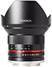 Sparen Sie auf Rokinon 12mm F2.0NCS CS Ultra Weitwinkel Objektiv Sony E-Mount