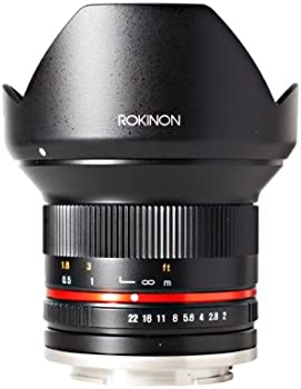 Rokinon 12mm f/2.0 NCS CS Lens
