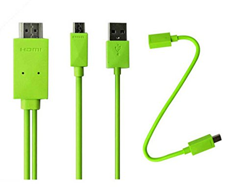 4XEM Video / Audio Cable Mhl / Hdmi / Usb Adapters (4XMHL...