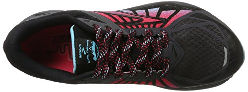 Multicolore Anthracite Azalea Femme Chaussures Caldera Black de Brooks Bleu Course C40wY