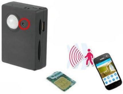 Agente007 - Micrófono Espia Gsm Con Camara Deteccion De Movimiento Pir